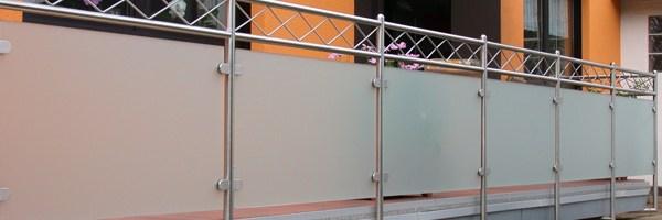 balkon gel nder metallbau schuhmacher. Black Bedroom Furniture Sets. Home Design Ideas