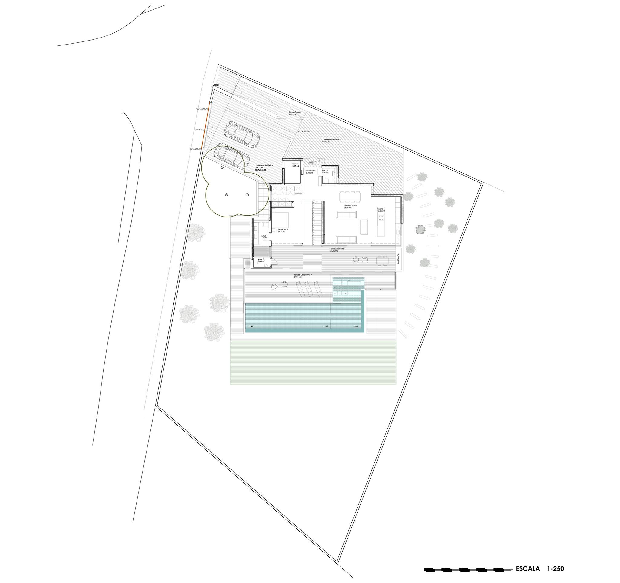 electrical floor plan calculation