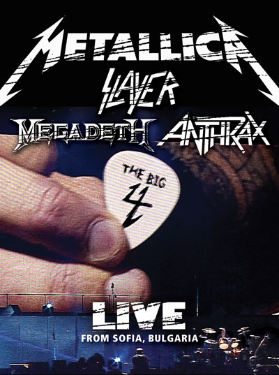 Metallica Remains (Official MetClub Chapter)
