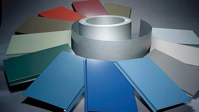 Metal Roof Colors & Options