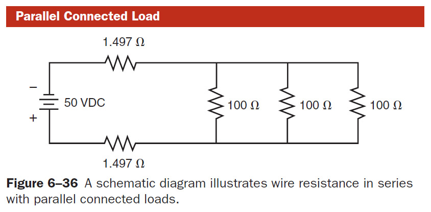 power in combination circuits
