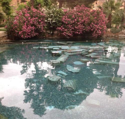 pamukkale pool