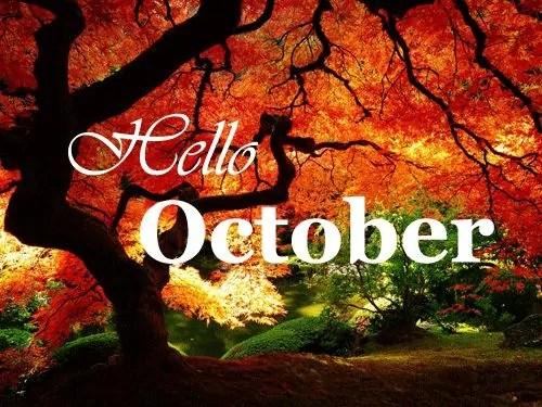 Wallpaper Hello Fall Buona Domenica E Buon Ottobre Ecco Le Immagini Da