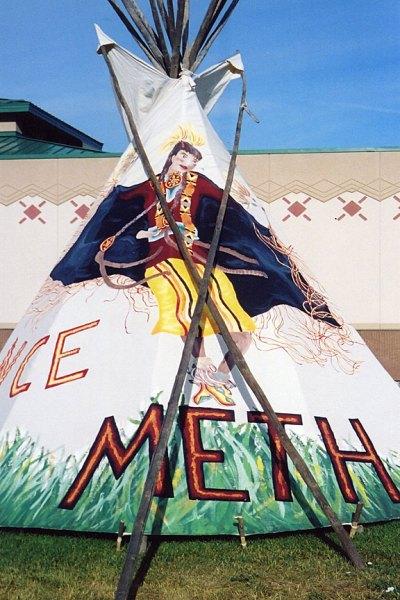 Speak Up Against Meth - Meth Project