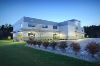 Office Park Construction with Metl-Span Panels Insulated ...