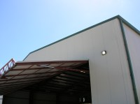 Striated Wall Panel - Metl-Span, Insulated Wall Panels ...