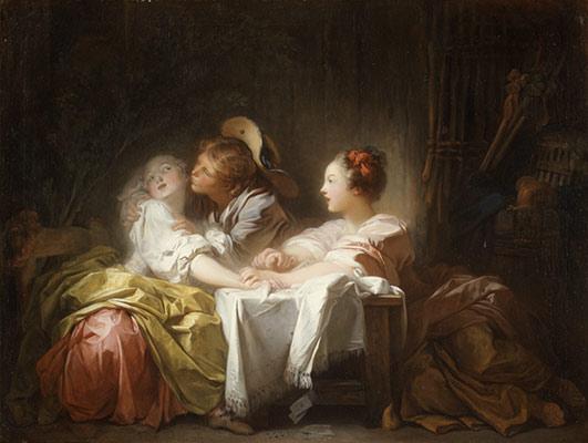Jean Honore Fragonard 1732 1806 Essay Heilbrunn