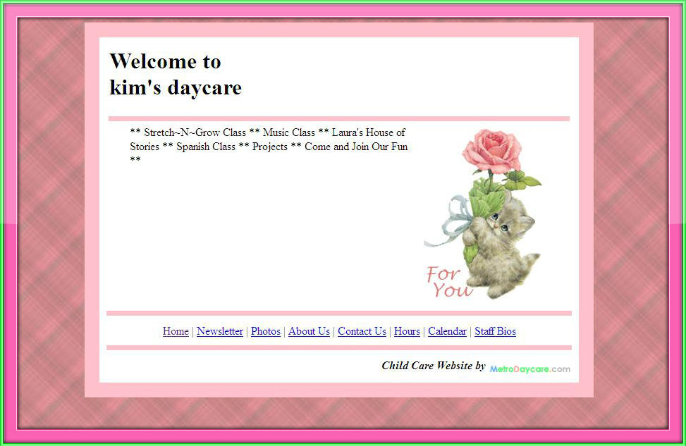 home daycare ads home daycare ads best daycare state licenced