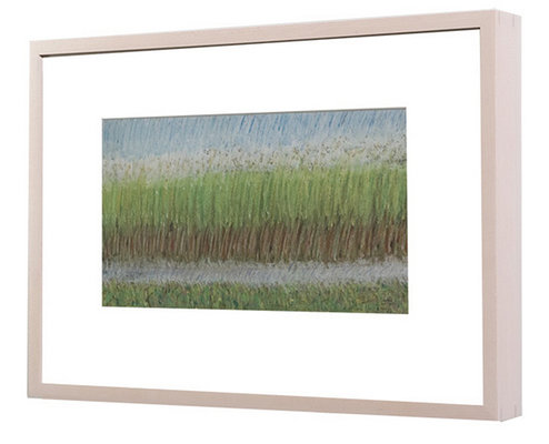 CUSTOM PICTURE FRAMES for works on paper Metropolitan Picture Framing