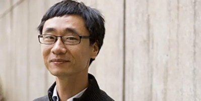 Portrait of Andrew Youn on April 30, 2011. Photography by Nathan Mandell.