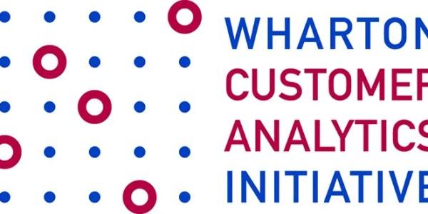 Wharton SF Hosts Customer Analytics Event