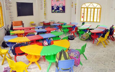 School Furniture College Furniture School Desks