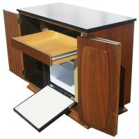 Fridges: Mini Fridge Cabinet