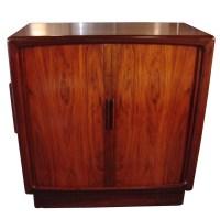 "28"" Vintage Industrial Metal Glass Cabinet | eBay"