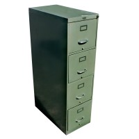 Comfortable furniture: Steel age file cabinet