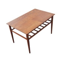 Vintage Mid Century Modern Coffee Table | eBay