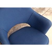 (1) Mid Century Modern Knoll Saarinen Executive Chair   eBay