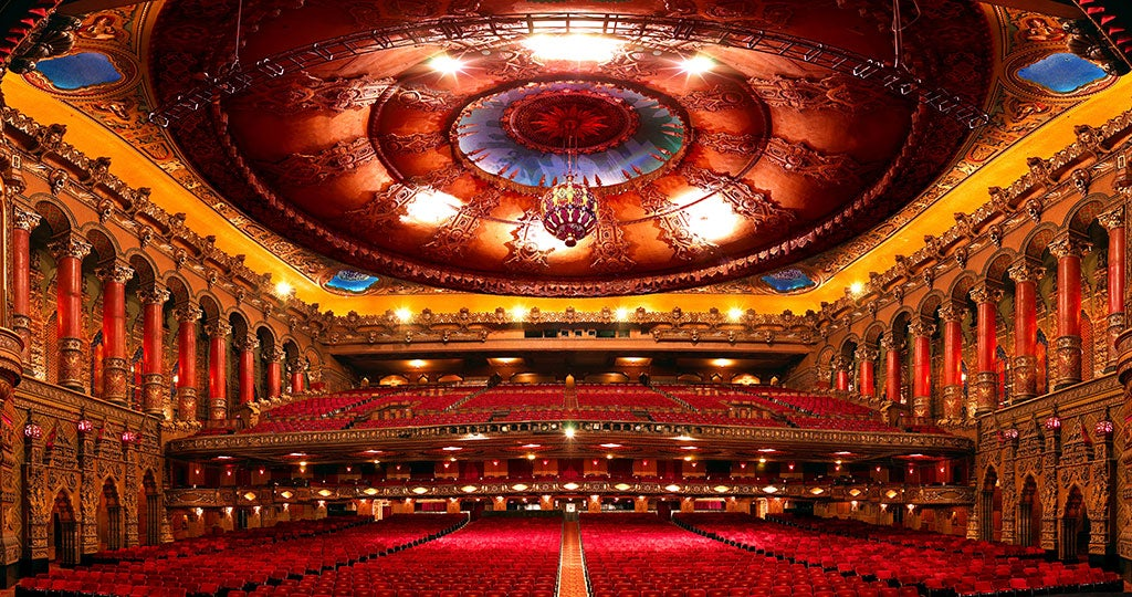 Fabulous Fox Theatre MetroTix