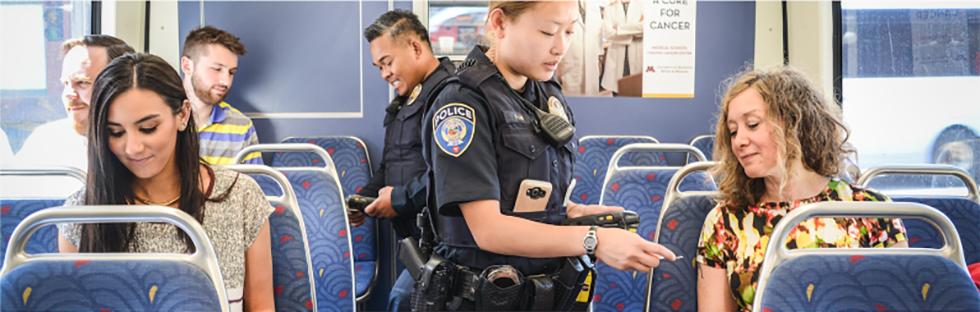 Transit Police Policy Manual - Metro Transit