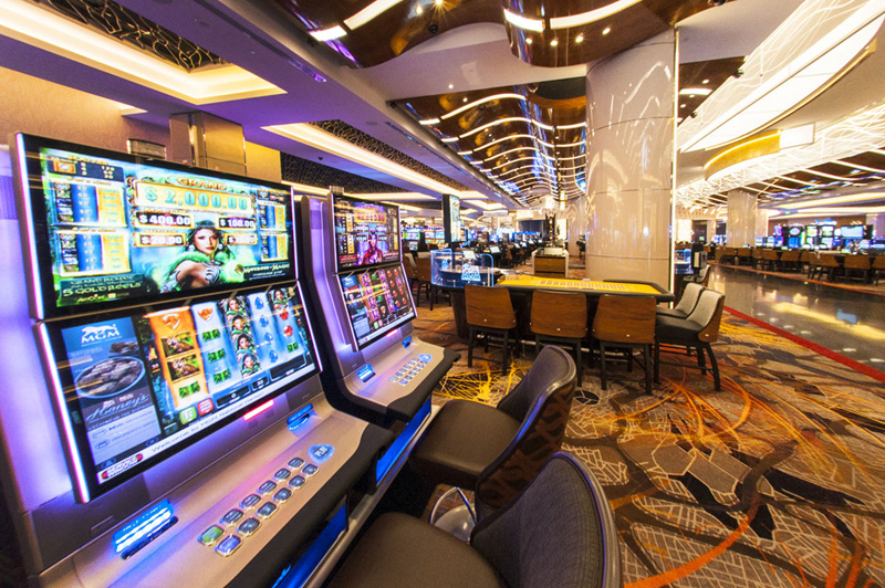 Photos MGM National Harbor casino opens its massive doors - Metro