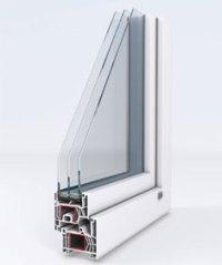 Fenster, Terrassen und Balkontren