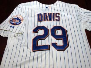 MetsPolice.com Ike Davis knock off jersey