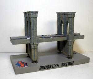 MetsPolice Brooklyn Bridge Cyclones Bobblehead