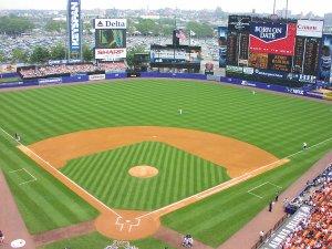2002 Mets Opening Day Shea Stadium
