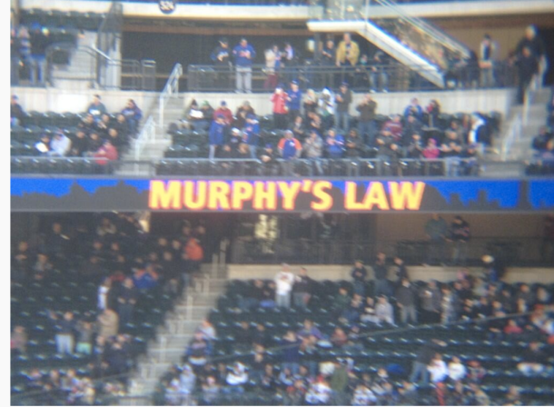 murphy's law citi field