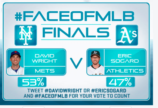 #FaceofMLB Finals #DavidWright