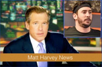 Matt Harvey News 2