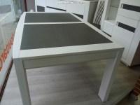 Table rectangulaire moderne, table dessus cramique, table ...