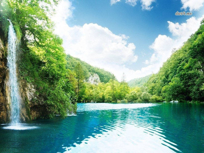 Beautiful Water Fall Scenery Wallpapers صور شلالات اجمل خلفيات وصور الشلالات في العالم ميكساتك