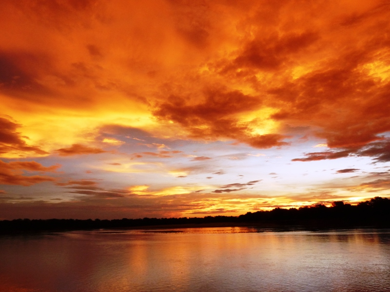 Victoria Falls Wallpaper صور الغروب احلي صور لغروب الشمس علي البحر ميكساتك