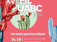 feria libro uabc 2016