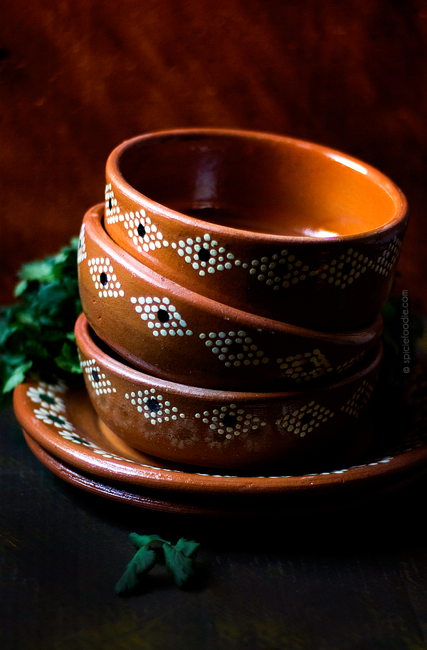 Mexican #Terracotta Plates and Bowls