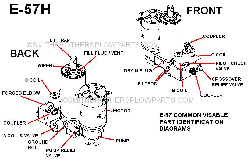 meyer plow parts diagram
