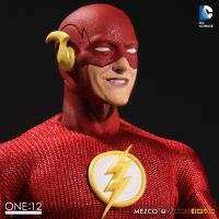 One:12 Collective DC Universe The Flash Figure  Mezco Toyz