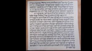 Mezuzah Beis Yosef 15cm Rabbi Joseph T. $95 Click to zoom