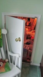 mezuzah for small doorway