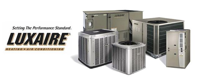 New York Luxaire Central Air Conditioning Heating Repair