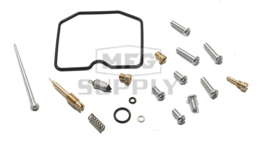 Complete ATV Carburetor Rebuild Kit for 03-07 Suzuki LT-A500F and LT