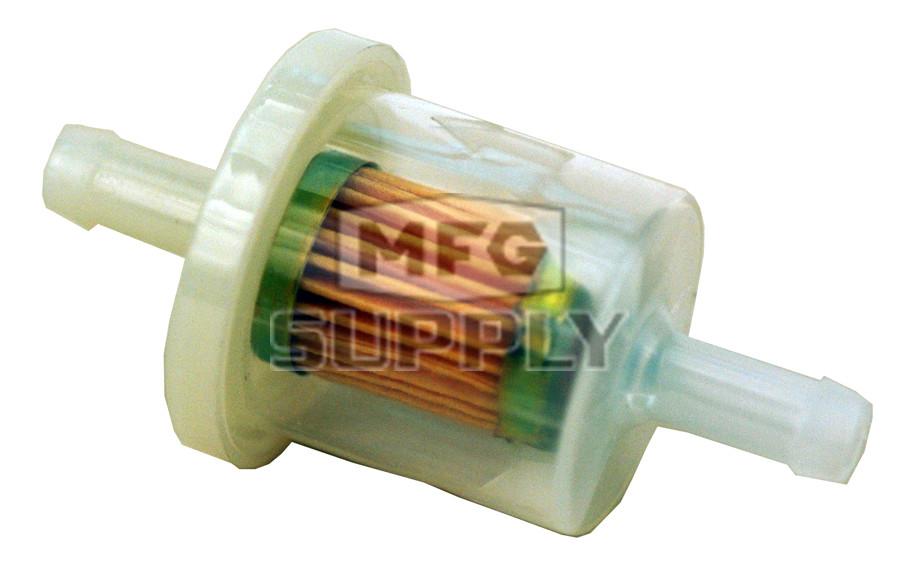 atv fuel filter flow direction