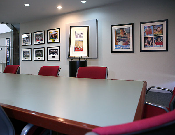 Commercial Picture Framing and Artwork Installation Services for