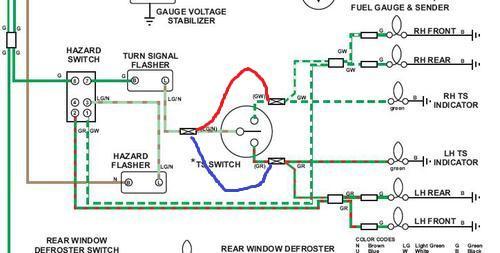 Mgb Hazard Switch Wiring Online Wiring Diagram