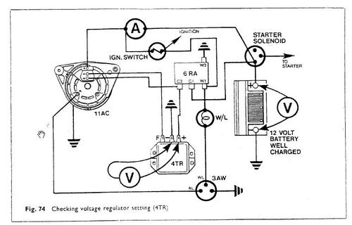 Alternator Wiring  MGB  GT Forum  MG Experience Forums  The MG