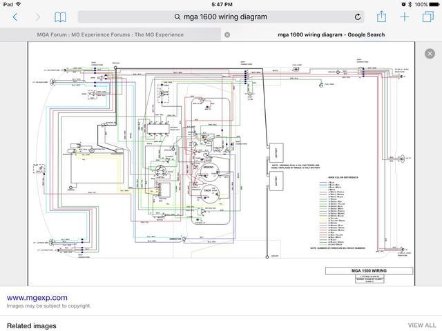 Mga 1500 Wiring Diagram Wiring Schematic Diagram