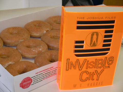 The Joshua Files - Invisible City