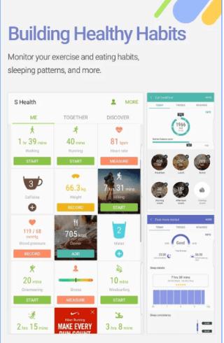 s7 edge apps