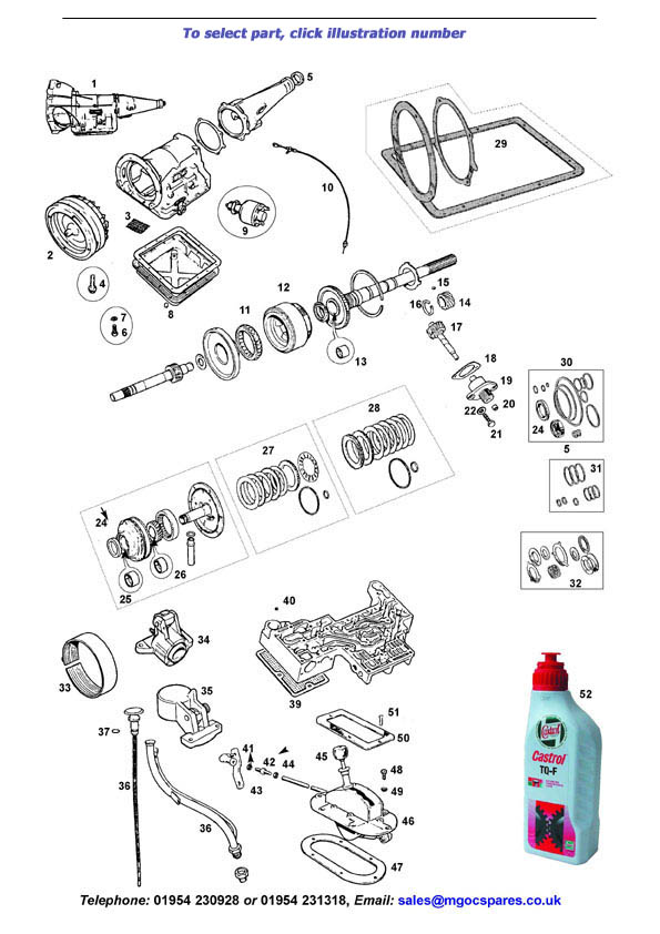 mgb overdrive wiring diagram